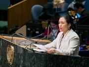 Le Vietnam respecte toujours les principes de la Charte de l'ONU