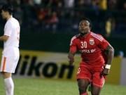 Football: Becamex Binh Duong s'incline devant Shandong Luneng