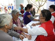 Des médecins vietnamiens et sud-coréens au chevet des pauvres