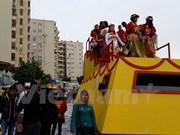 Le Vietnam au Carnaval traditionnel de Limassol, à Chypre