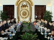 Le 4e dialogue stratégique Vietnam - Royaume-Uni