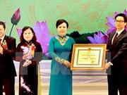Célébration du 60e anniversaire de la Journée des médecins vietnamiens