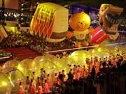 Singapour : le Vietnam à la Chingay Parade