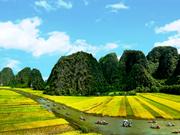Trang An dans les yeux de photographes vietnamiens et étrangers