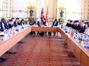 Vietnam et Royaume-Uni resserrent leur coopération