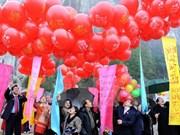 Ouverture du deuxième Festival de la poésie d'Asie-Pacifique