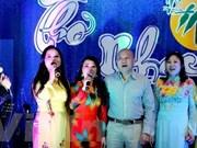 Soirée de poésies et de chants Nguyên Tiêu des Vietnamiens en R. tchèque
