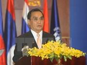 Le Premier ministre laotien en visite officielle au Japon