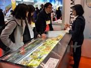 Dix-sept entreprises vietnamiennes à la foire Foodex Japon 2015