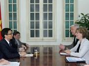 Education: le Vietnam suggère de créer un groupe de travail commun avec le Danemark