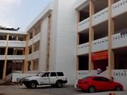 HCM-Ville : inauguration du Pavillon Malte de l'Hôpital de dermato-vénérologie