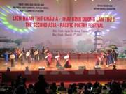 Le 2e Festival de la poésie d'Asie-Pacifique à Bac Ninh