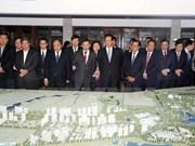 Le PM agrée le plan de développement socioéconomique de la capitale pour 2015