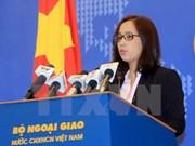 Le Vietnam proteste contre les constructions illégales chinoises à Truong Sa