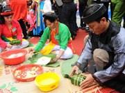 Un concours de préparation des gâteaux rituels à Hai Duong