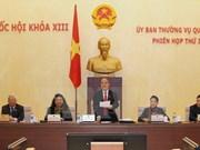 Ouverture de la 36e session du Comité permanent de l'AN