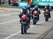 Un motard vietnamien au Suzuki Asian Challenge