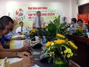 Volley-ball féminin : cinq équipes internationales à la Coupe VTV-Binh Dien