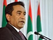Le président maldivien apprécie les relations de coopération avec le Vietnam