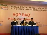 Bientôt la 10e exposition internationale ProPak Vietnam à HCM-Ville