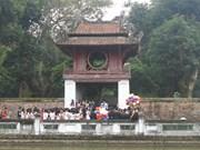 Les édifices confucianistes, une ressource touristique à développer