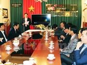 Colloque sur le rôle de passerelle des entreprises vietnamiennes en R. tchèque