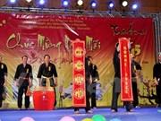 Les Vietnamiens à Marseille et Lyon fêtent le Nouvel an