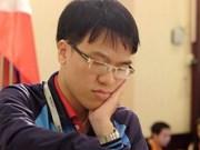 Championnats du monde d'échecs : Le Quang Liem en tête de la catégorie hommes