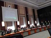 Conférence sur la Mer Orientale en Belgique
