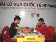 Championnat d'échecs HDBank 2015-Lê Quang Liêm est tête de série N°2