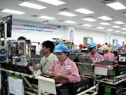 Des responsables de Samsung Vietnam reçus par un dirigeant vietnamien