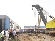 Accident à Quang Tri : la circulation ferroviaire restaurée