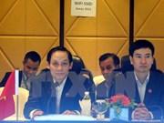 Le Vietnam participe à la conférence préparatoire de l'ASEAN