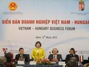 Forum d'affaires Vietnam-Hongrie à Hanoi