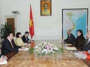 La Hongrie, un des principaux partenaires commerciaux du Vietnam