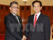 Vietnam et Venezuela souhaitent intensifier leur coopération gazo-pétrolière
