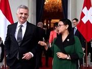 Indonésie et Suisse coopèrent dans le secteur judiciaire