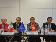 Colloque sur le renforcement de la coopération économique Vietnam-Italie