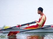 Championnats d'Asie de rowing: un final en apothéose pour le Vietnam