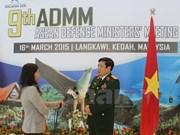 ADMM-9 : les initiatives du Vietnam saluées