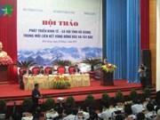 Hà Giang cherche à accélérer son essor socioéconomique