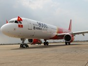 VietJet Air reçoit un A321 Sharklet