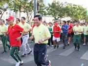 Mobilisation maximale pour la Journée olympique