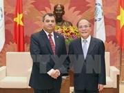 Les dirigeants de l'UIP saluent les préparatifs de l'IPU-132