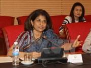 Dr Pratibha Mehta : les relations de coopération entre l'ONU et l'UIP sont étroites