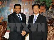 Vietnam et Qatar entretiennent de bonnes relations d'amitié