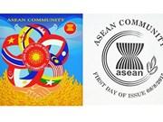 Les pays de l'ASEAN émettent une collection de timbres vietnamienne
