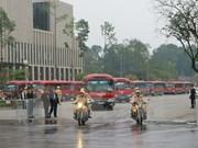 IPU-132 : des délégations étrangères sont arrivées à Hanoi