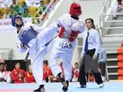 Le Vietnam remporte le Championnat de teakwondo d'Asie du Sud-Est 2015