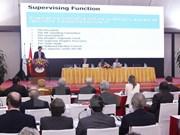IPU-132: ouverture de la Conférence de l'Association des Secrétaires généraux des Parlements